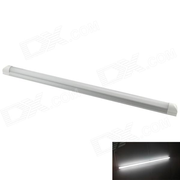 TWP TWP-T8 G13 9W 810lm 6500K 44-SMD 5730 LED White Light Tube - White (AC 85~265V)