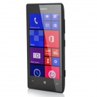 Nokia Lumia 525 Qualcomm 1.0 GHz Dual-Core WCDMA/GSM Bar Phone w/ 4.0'' Screen / FM - Black