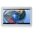 "IPPO P706 10.1"" Dual Core Android 4.4.2 Tablet PC w/ 1GB RAM, 8GB ROM, Wi-Fi, TF, HDMI - White"