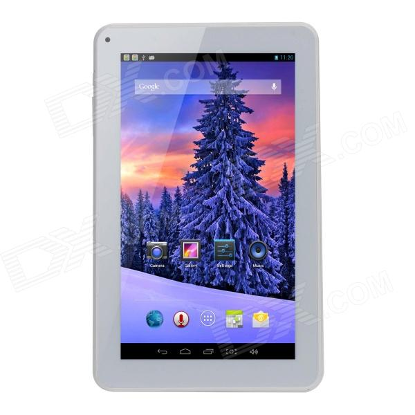 "IPPO P706C 9 ""Dual-Core-Android 4.2.2 Tablet PC w / 8GB ROM, Wi-Fi, TF, HDMI, Dual-Kamera - Weiß"