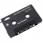 SL-79115 3.5mm Car Audio Cassette Adapter for MP3 / Cellphones - Black