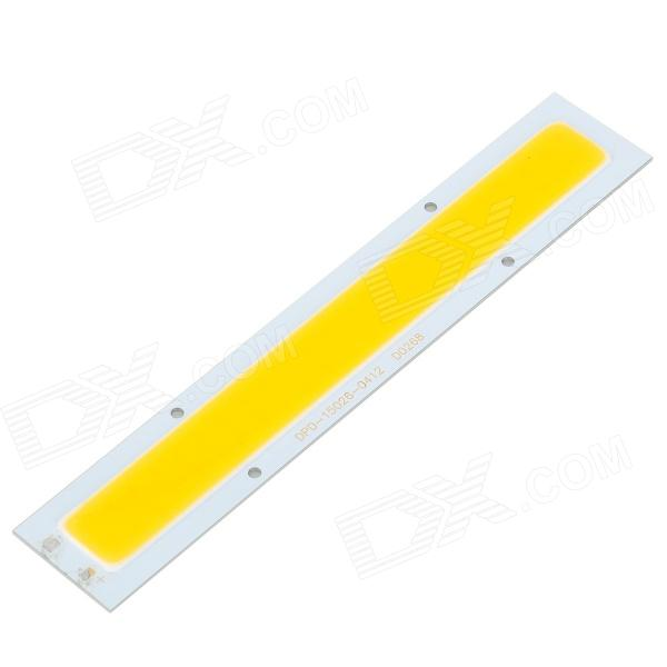 JRLED JRLED-15026-12W 12W 700lm 3300K 48-COB LED Warm White Light Module - White + Yellow (DC 12V) набор напольная мозаика 15026