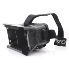 "Virtual Reality VR 3D Glasses for 3.5~6"" Smartphones - Black"