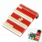 1-to-3 Expansion Board for Raspberry pi GPIO - Red