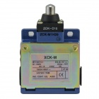Límite de 3A XCK-M110 impermeable CA 240V / Travel Switch - azul + gris