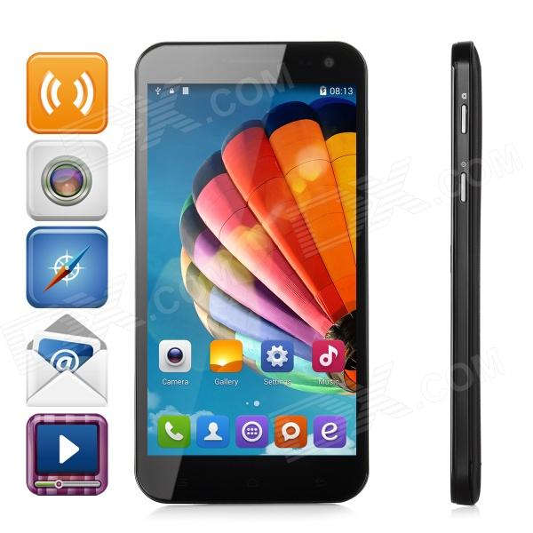 ZOPO ZP998 Android 4.4 Octa-core WCDMA Bar Phone w/ 5.5 Screen, Wi-Fi and ROM 16GB - Black zopo zp998 android 4 4 wcdma octa core bar phone w 5 5 screen wi fi and rom 16gb white