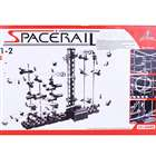 Spacerail DIY Física Espacial de la bola Rollercoaster con Ascensor Powered (Rail 10000m)