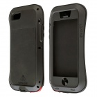 LOVE MEI HW01 Aviation Aluminum Alloy Case for IPHONE 5 / 5S - Black