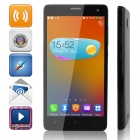 "LMI M15 Dual-Core Android 4.2.2 WCDMA Bar Phone w/ 5.5"" QHD, Wi-Fi and 8.0MP Camera - Black"