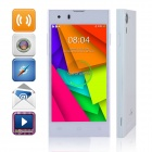 "LMI M17 Android 4.2.2 Dual-core WCDMA Phone w/ 4.5"" QHD, 5.0MP Camera and Wi-Fi - White"