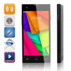 "LMI M17 Android 4.2.2 Dual-core WCDMA Phone w/ 4.5"" QHD, 5.0MP Camera and Wi-Fi - Black"
