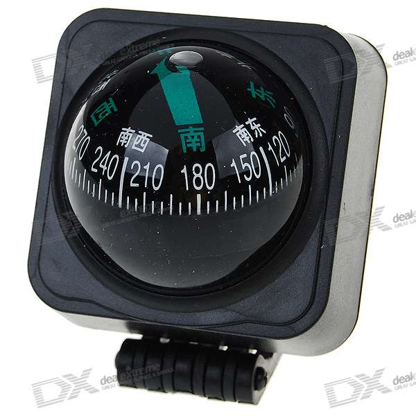 Windshield Plastic Shell Precise Compass