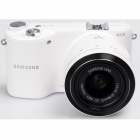 Genuine Samsung NX2000 Digital Camera with 20-50mm Lens - White