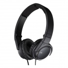JVC HA-S400 3.5mm Headband Style Headphones - Black (120cm-Cable)