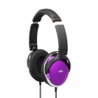 JVC Around the Ear Headphone Violet HA-S660-V