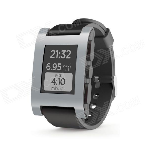 Pebble Smart Watch for iPhone + Android Devices