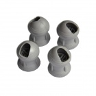 Walkera QR X350 PRO-Z-04 Skid Landing Damping Ball for R/C Quadcopter- Grey (4 PCS)