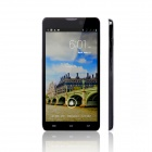 "V55 Android 4.2 Quad-Core WCDMA Smartphone w/ 5.5"" Screen, Wi-Fi and GPS - Black"