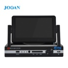 "JOOAN JA-3704P All-in-One 4-CH D1 HD DVR Camcorder w/ 7"" LCD Screen Monitor - Black (PAL / NTSC)"