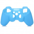 Glow-in-the-Dark Protective Silicone Case for PS3 / PS3 Slim Controller - Blue