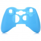 Glow-in-the-Dark Protective Silicone Case for XBOX 360 / XBOX 360 Slim Controller - Blue