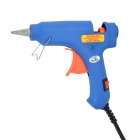 US Plug 20W Hot Melt Gun - Blue + Red (100~240V)