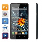 "CKCOM G700 MTK6572A Android 4.2.2 Dual-core WCDMA Bar Phone w/ 4.7"" Screen, Wi-Fi and GPS - Black"