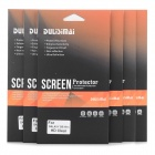 DULISIMAI Protective ABS Screen Protector for Samsung S5 Mini - Transparent (6 PCS)
