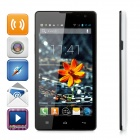 "CKCOM G700 Android 4.2.2 Dual-core WCDMA Bar Phone w/ 4.7"" Screen, Wi-Fi and GPS - White"