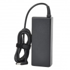 90W 19.5V 4.62A US Plug Power Adapter for HP - Black (100~240V)