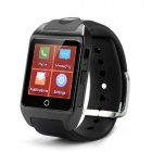 "inWatch z 4.2 Android Dual-core Watch Phone w / 1,63"" schermo, connessione Wi-Fi, GPS, RAM 1GB, ROM 8GB - Nera"