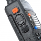 "BAOFENG BF-UV-5RN 5W 1.5"" Dual Band 128-CH Walkie Talkie - Black"