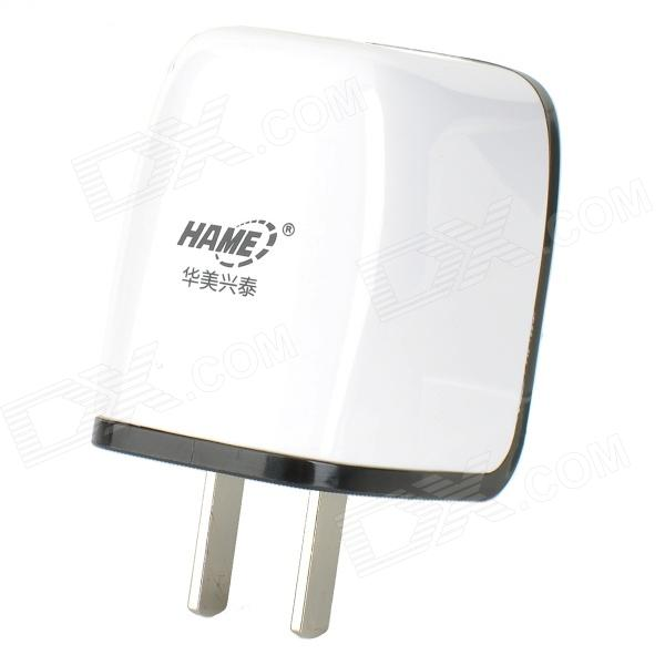 HAME A3 Mini Wireless Router - White + Black (US Plug / 100~260V)