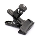 PANNOVO Flex Goose Neck Magic Joint Mount Extension Arm w/ Mount + Clip for Gopro Hero 4/3+/3/2