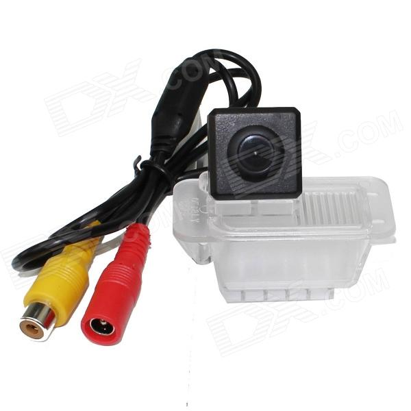 LsqSTAR ST-993 CCD 170' Wide Angle Car Rearview Camera for Ford Ecosport 2013 - Black
