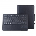 Bluetooth V3.0 Wireless Keyboard w/ PU Leather Case for Samsung GALAXY Tab S 8.4 T700 - Black
