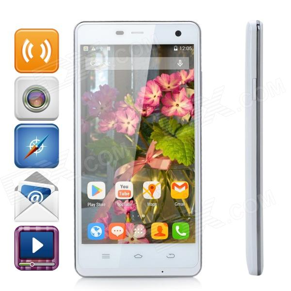 THL 5000 MTK6592 Turbo Octa-core Android 4.4 WCDMA Phone w/ 5.0 FHD, 2GB RAM, 5000mAh, NFC awei a860bl sport bluetooth earphones with mic gold