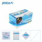 "JOOAN JA-733KRB-T-6 Mini 720P 1.0 MP vanntett IP kamera 1/4"" CMOS med IR-CUT /3-IR LED - hvitt"