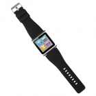 Silicone Wrist Band for IPOD NANO 6 - Black (13cm)