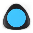T500 Universal QI Wireless Charger Charging Pad for IPHONE / Samsung / Nokia / LG - Black + Blue