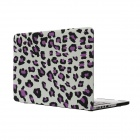 "Hat-Prince Leopard Print Full Body Matte Case for MacBook Pro 13.3"" w/ Retina Display - Multicolor"