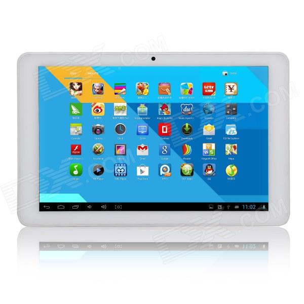 "Ramos W31 10,1"" IPS Android4.1 firekjerners 1GB RAM, 16 GB ROM Tablet PC med Wi-Fi, GPS, OTG - sølv"