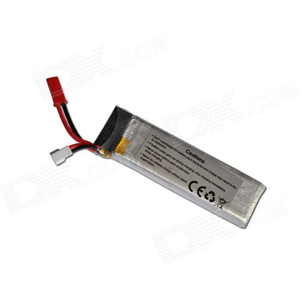 Walkera QR Y100-Z-15 3.7V 1600mAh Li-Po Battery for QR Y100 Wi-Fi Control Hexacopter - Silver
