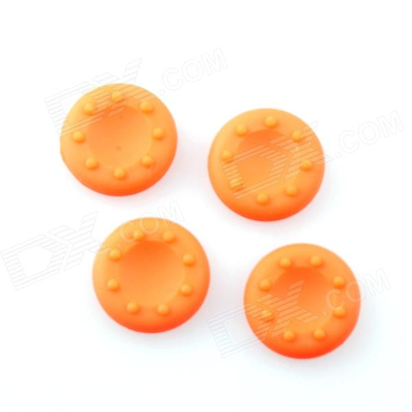 Ma-Tc Anti-Slip Silicone Button Cover Cap for PS4 & XBOX ONE Controller (4 PCS) ft xp01 replacement silicone anti slip joystick caps for ps4 xbox 360 xbox one yellow