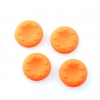Ma-Tc Anti-Slip Silicone Button Cover Cap for PS4 & XBOX ONE Controller (4 PCS)