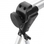 DULISIMAI 120' Rotary Adjustable Mount Holder for IPHONE / IPAD / IPOD - Black + Silvery White