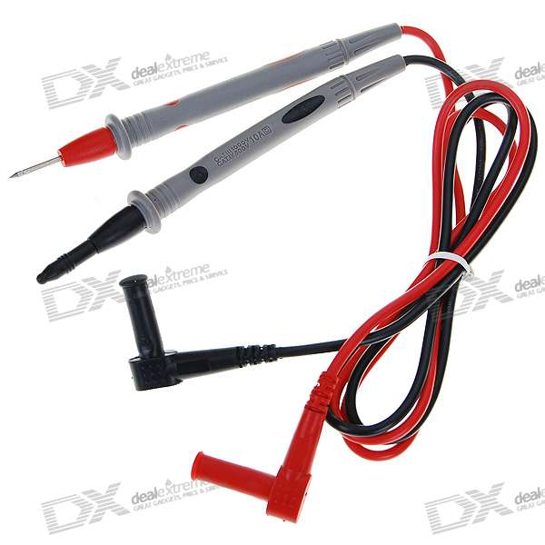 Multimeter Test Leads/Probe Cables (90CM)