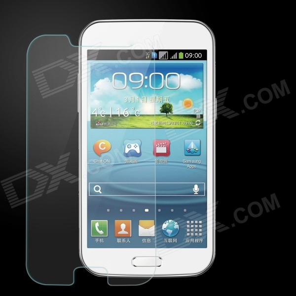 Mrnorthjoe 03mm 25D 9H Tempered Glass Screen Protector for Samsung Galaxy Win i8550 - Transparent