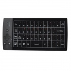 Portable Wireless USB 2.0 HTPC Touch Remote Controller / Keyboard Mouse Touchpad - Black + White