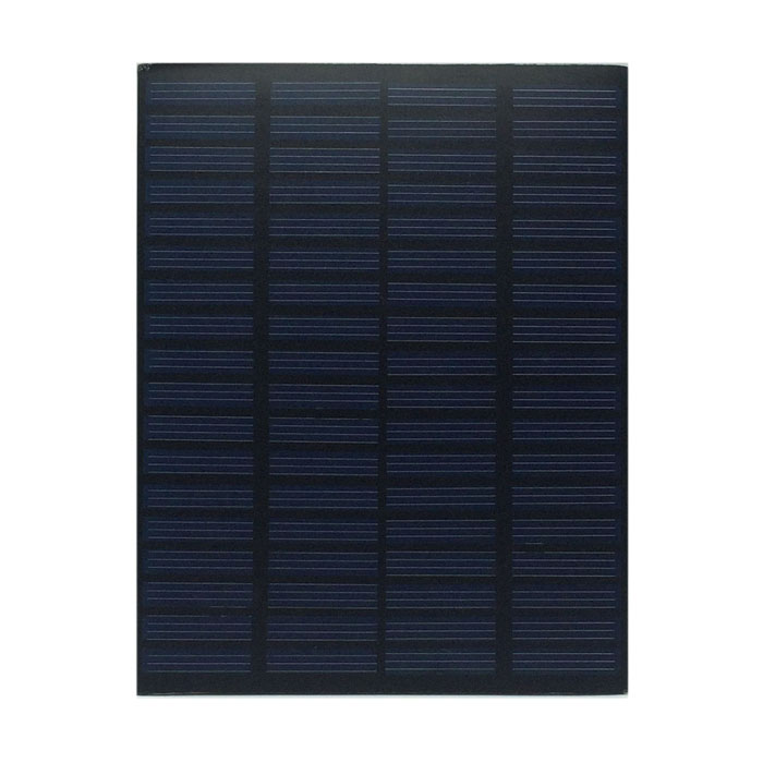 где купить WN-06 18V 1.5W Monocrystalline Silicon Solar Power Panel - Black (140 x 110mm) по лучшей цене